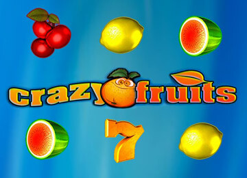Играть в онлайн автомат Crazy Fruits